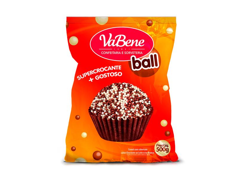 Confeito VaBene Micro Cereal Misto 500g
