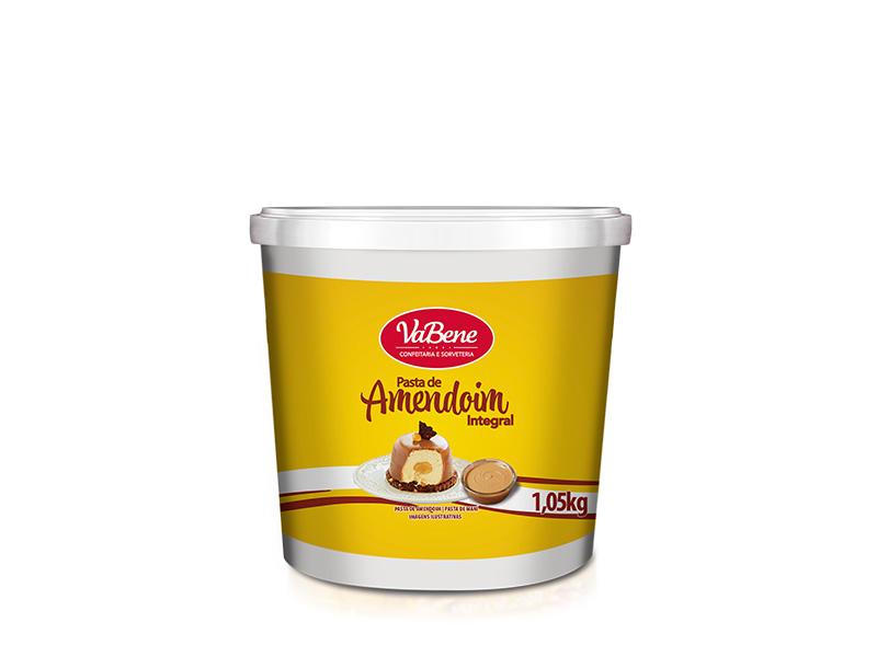 Pasta de Amendoim 1kg VaBene